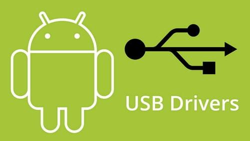 install usb driver