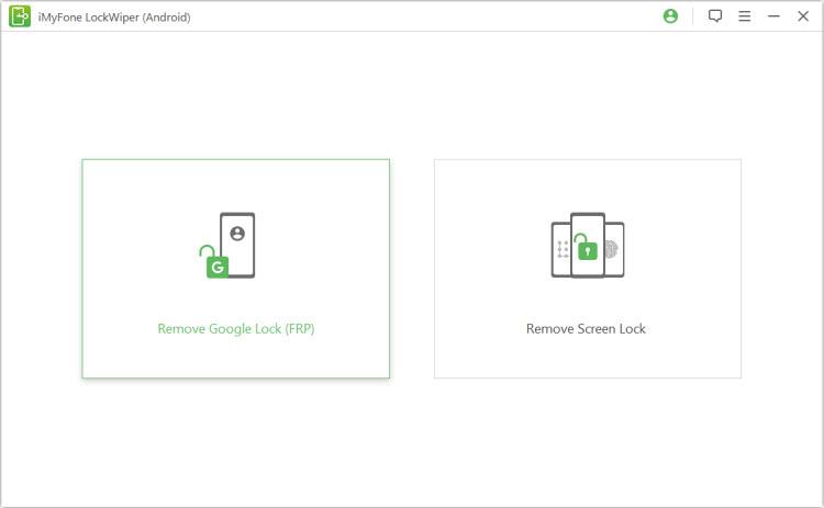 start to unlock google frp lock