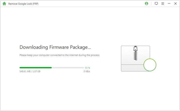 install firmware to unlock google frp lock