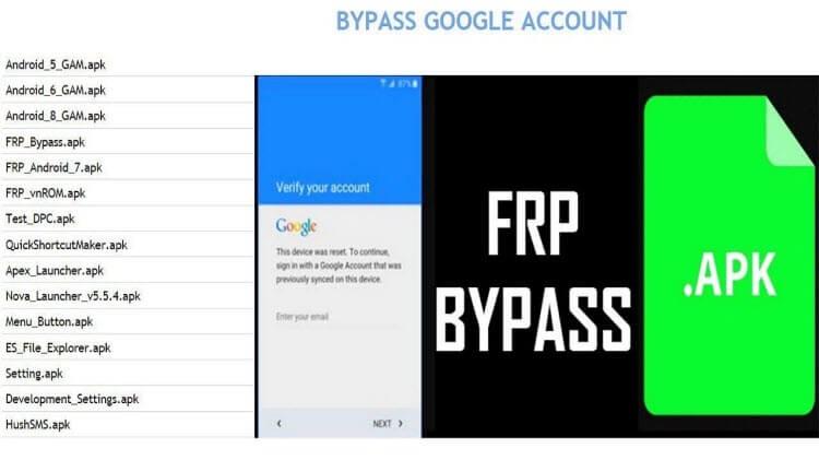 Bypass FRP Vnrom