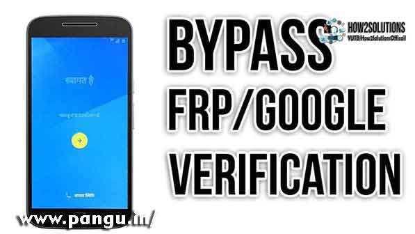 Pangu FRP Bypass APK