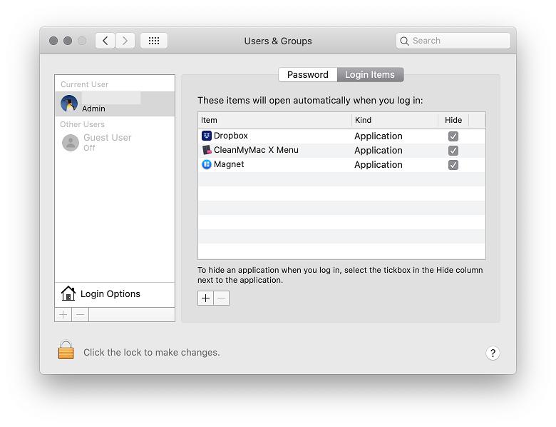 Mac-Start-Up-Apps