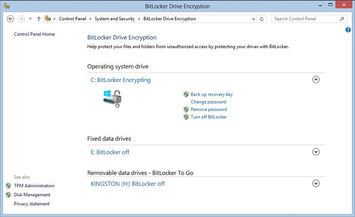 Recover Data from BitLocker Encrypted Hard Drive
