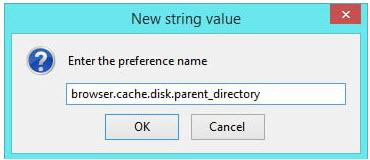 new string value