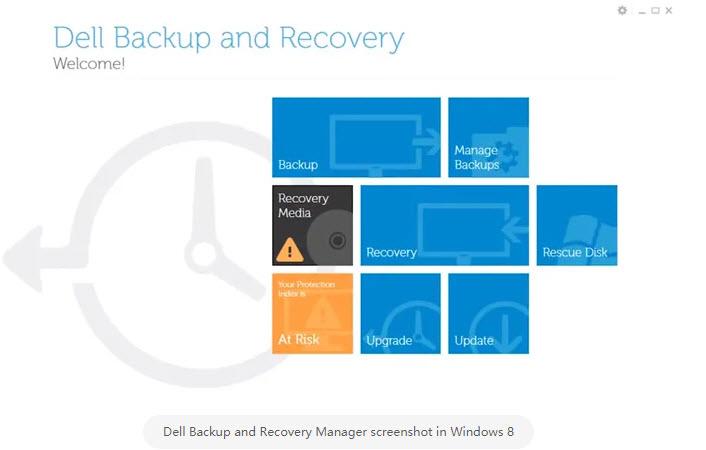 windows 8 recovery media
