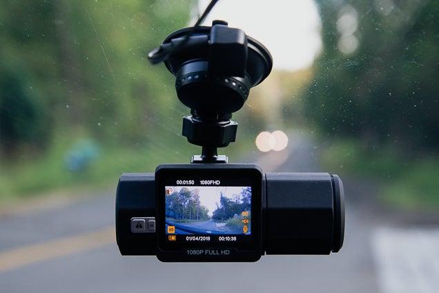 dashcam video recovery