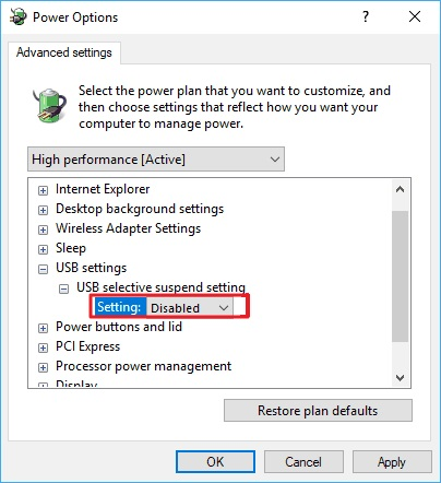 external hard drive keeps disconnecting