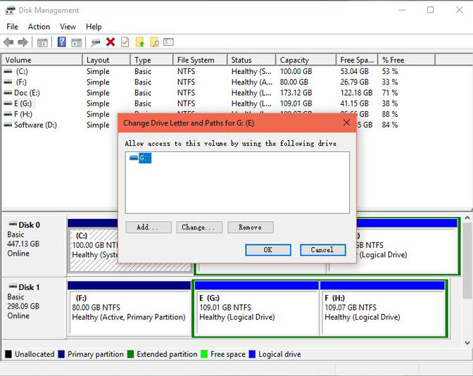 extract lost wordpad file with disk management 2