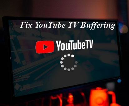 fix youtube tv buffering