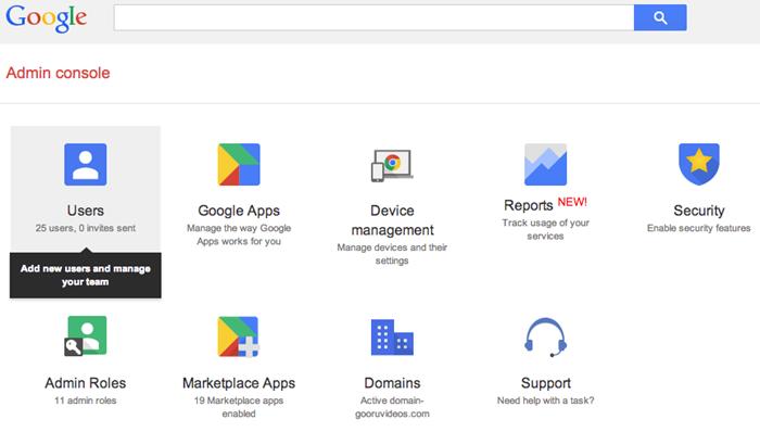 google-drive-admin