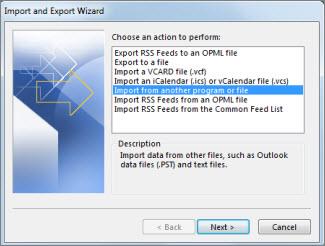 import-export-wizard