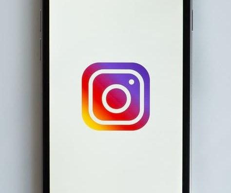 open instagram app to recover instagram account