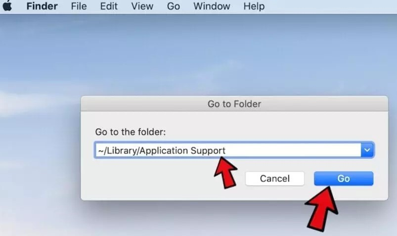 library application support