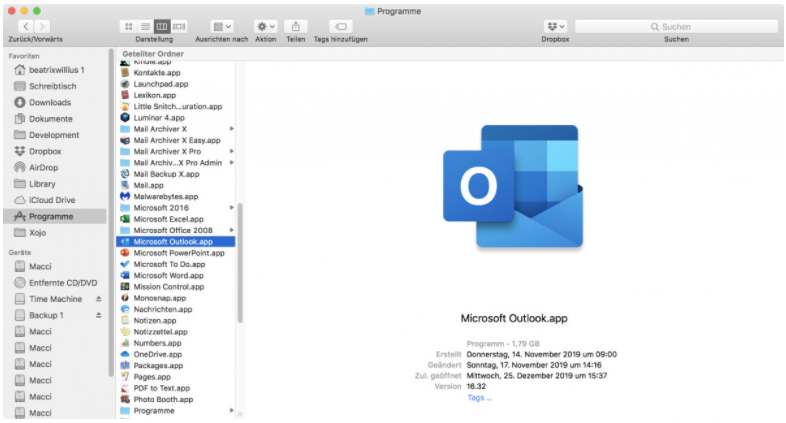 locate_outlook_in_finder
