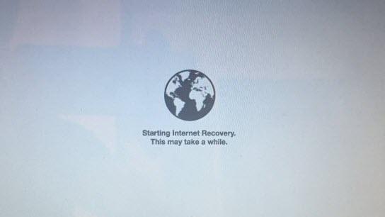 mac internet recovery mode