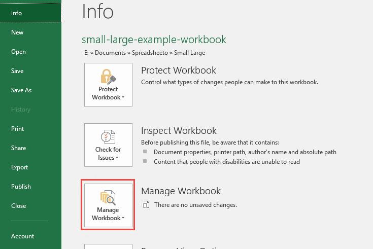 manage-workbook