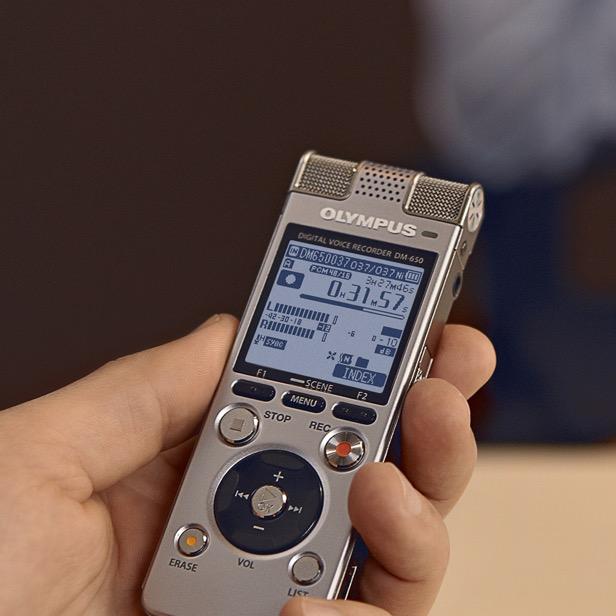 olympus digital recorder