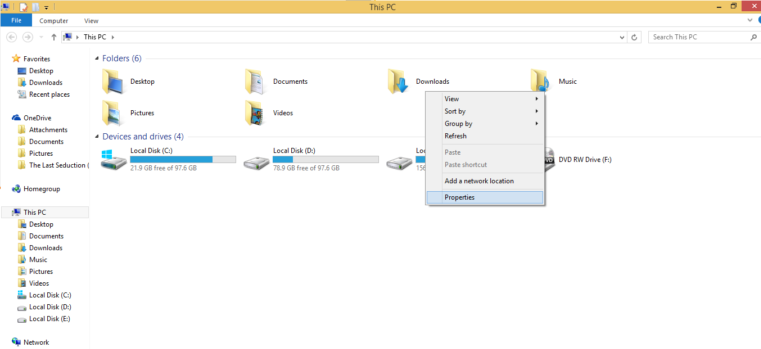 Optimize the Downloads Folder for General Items