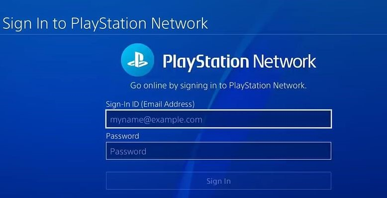 redownload lost PS4 games from playstation store