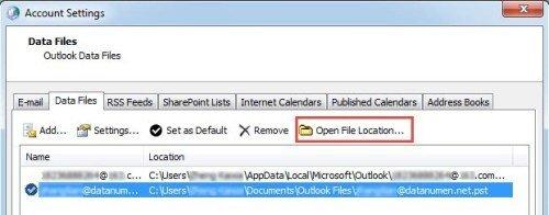 relocate-pst-file