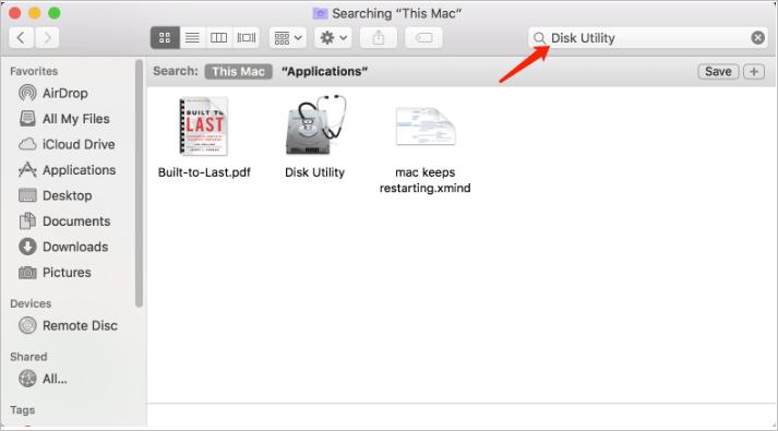 Mac/Macbook Pro Keeps Restarting - Repair Any Corrupted Files