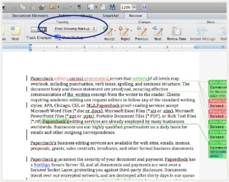 restore overwritten word document using track changes