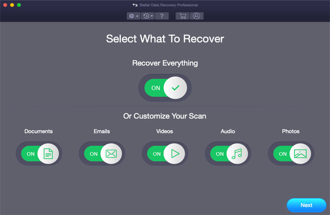 hard drive recovery software mac - stellar phoenix