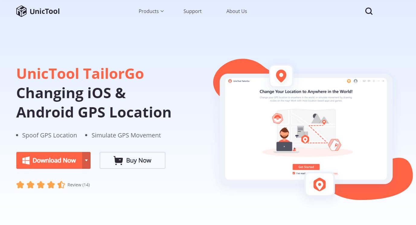 TailorGo official website