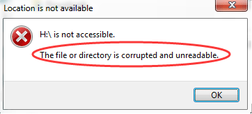 the-file-or-directory-is-corrupted-and-unreadable