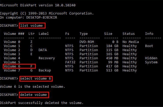 use_cmd_to_fix_an_unallocated_hard_disk_drive