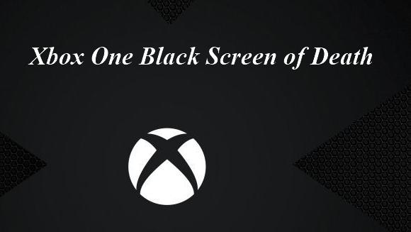 fix xbox black screen of death