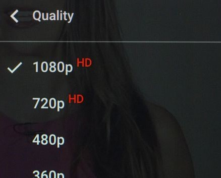 youtube tv video quality