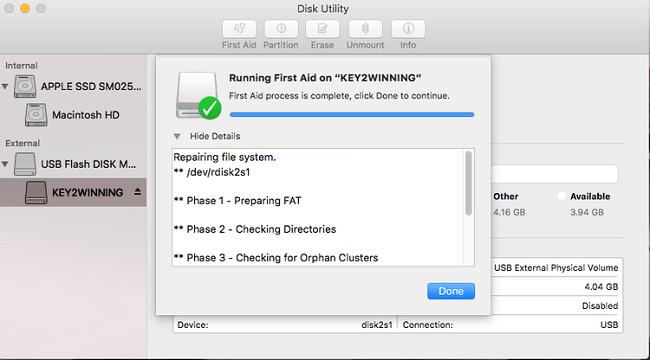 external hard drive read only mac