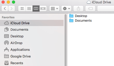 move files back to documents folder