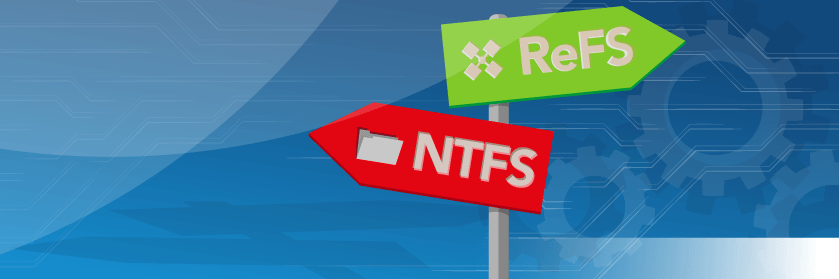 refs and ntfs