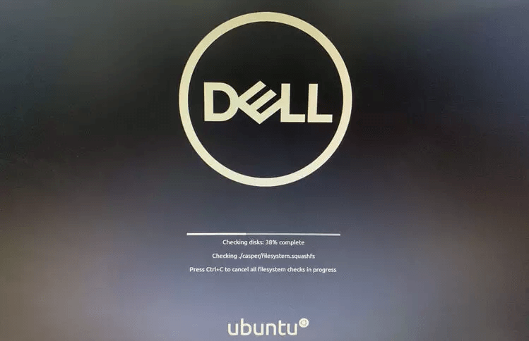 Check Ubuntu system files