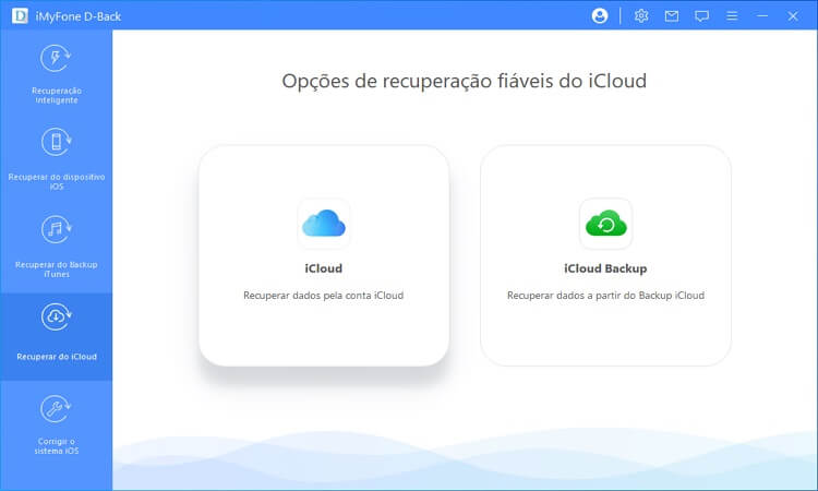recover from icloud account