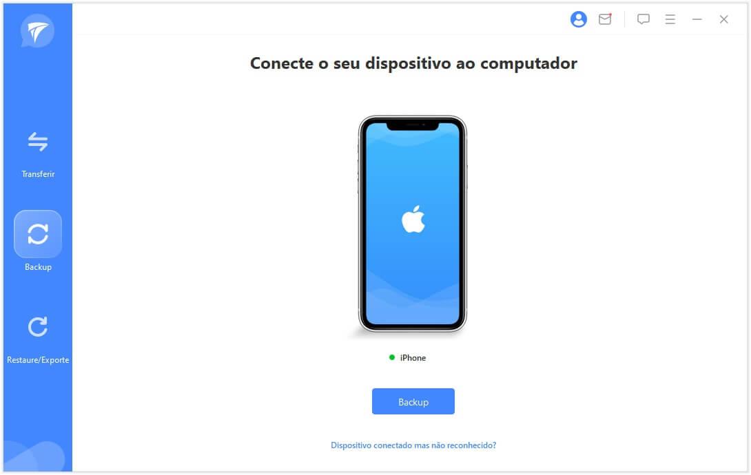 Conecte seu dispositivo