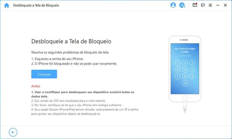 remove iphone screen lock