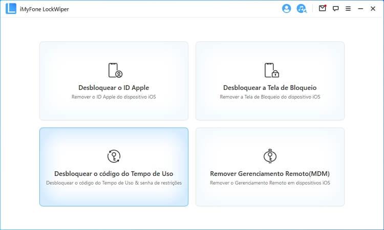 Unlock Screen Time Passcode mode