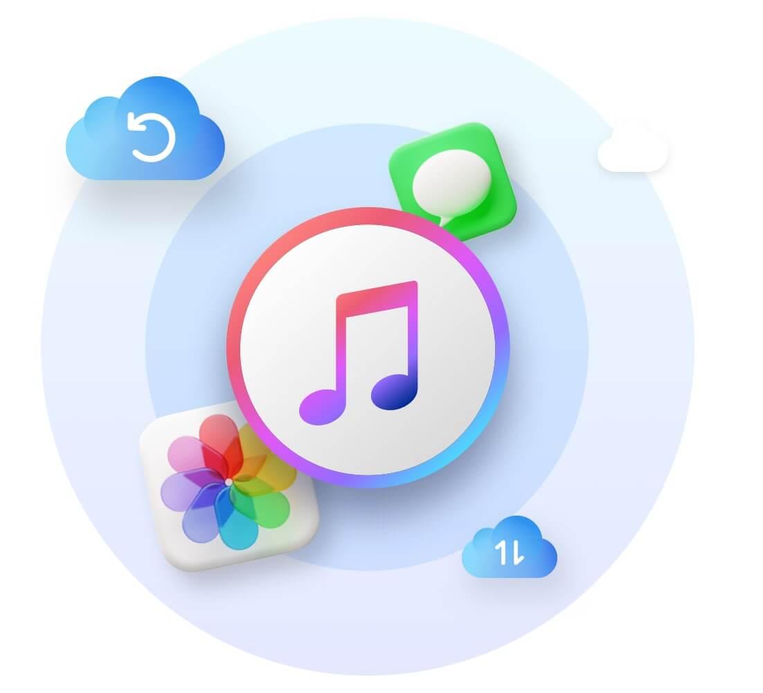 recuperar do backup iTunes