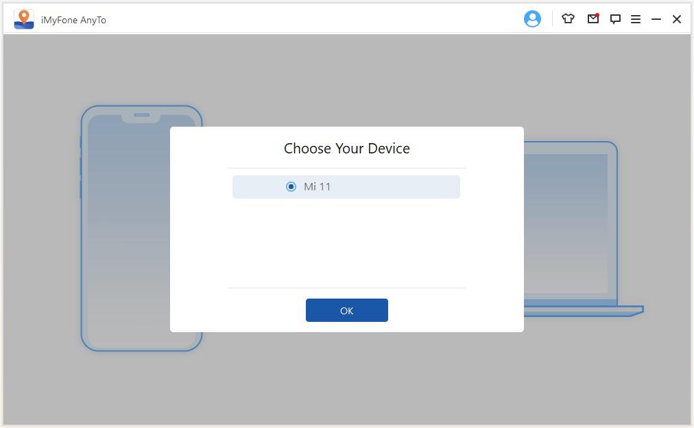 Ihr Gerät wählen
