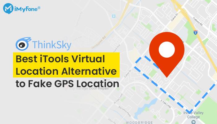 Die beste Alternative zu itools virtual location