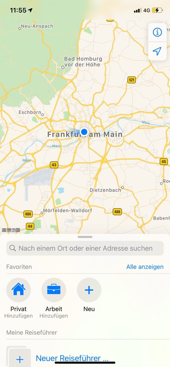 location gefälscht auf iphone