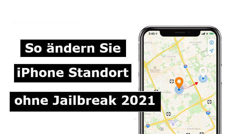 Fake iPhone Standort ohne Jailbreak