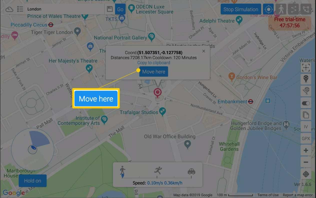 iPhone GPS mit iTools faken