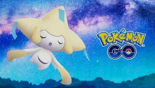 Das mysteriöse Pokémon JIRACHI