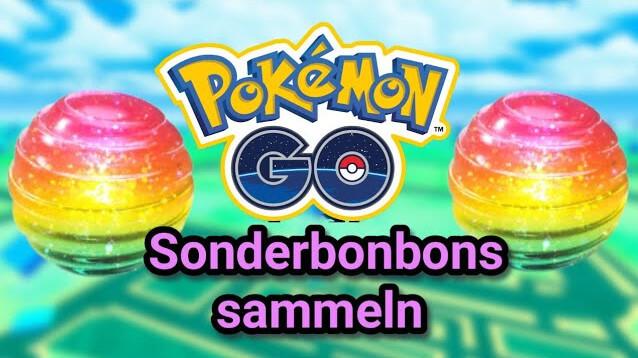 Pokémon Go Sonderbonbons farmen