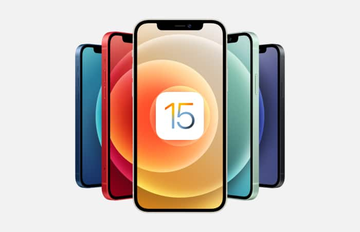 Mit iOS 15 kompatible iPhones