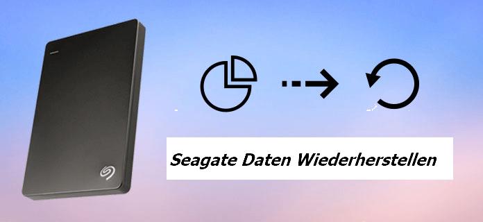 Seagate Daten wiederherstellen